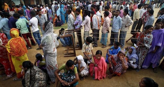 india szavazas