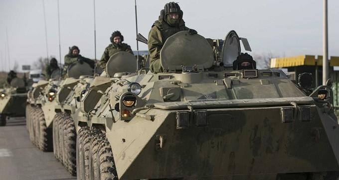 ukraine russian tanks