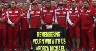Ferrari Schumacherre