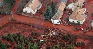 vörösiszap katasztrofa