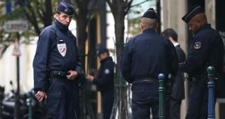 francia rendőrség