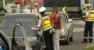 rendőrségi ellenorzes