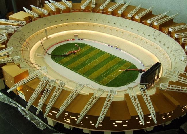 uj puskas stadion
