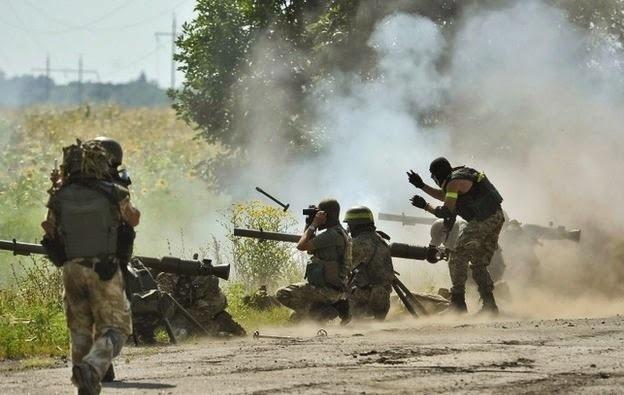 ukraine separatist attack