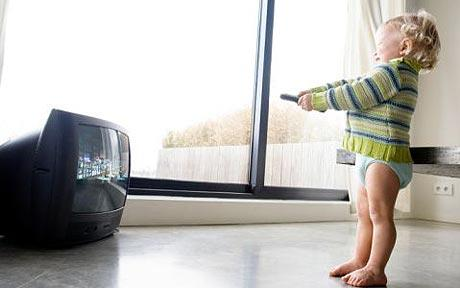 tv watch child