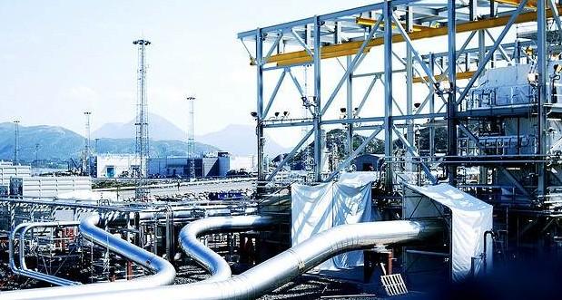 Norvegia gaz-allomas