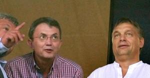 Market építő Zrt., Garancsi István, csányi Sándor, Orbán Viktor