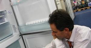 hűtőgépcsere