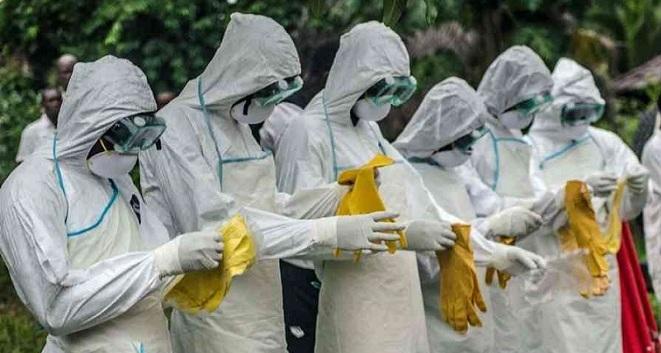 ebola ápolók