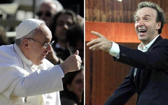 Benigni_Ferenc pápa