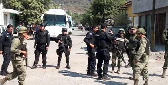 Mexikó_ drogkartellek elleni összecsapás