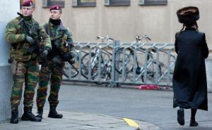 belgium katonák