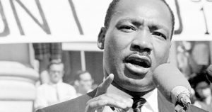 luther king m