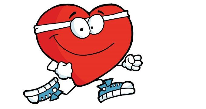 futó szív