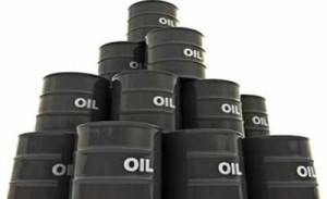 olaj hordók