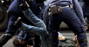 rendőri túlkapás