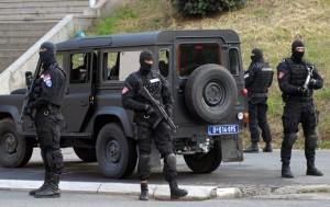 serbian-police