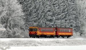 Bakony tél