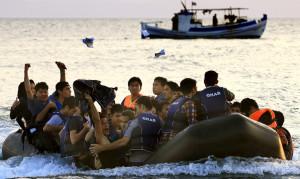 görögország menekültek