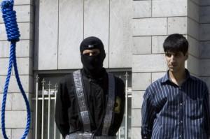 iráni kivégzés