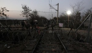 macedón határ