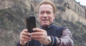 schwrazi a selfie király