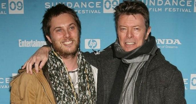 David Bowie és fia