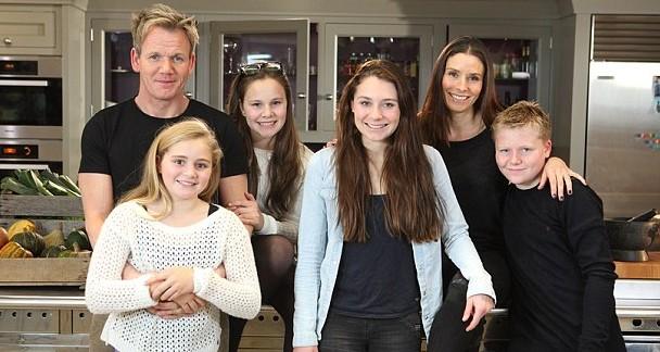 Gordon Ramsay családja