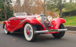mercedes special roadster