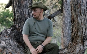putyin vadászat