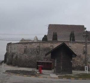 szásznemesvért templomtorony