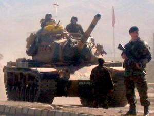 török katonák