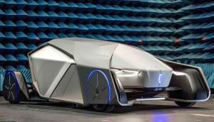 IED robotautó