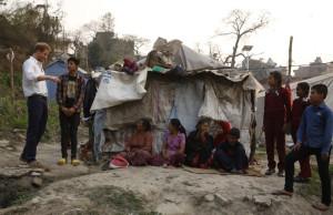 harry nepál