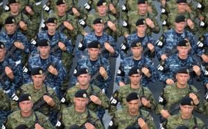 horvát hadsereg