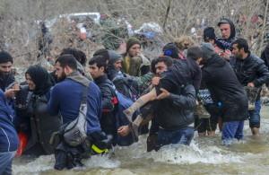 macedónia határ