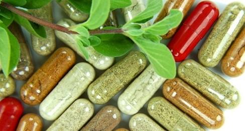 növényi étrend-kiegészítő
