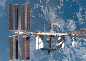 űrállomás nemzetközi