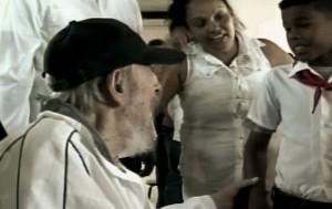Castro üttörök közt