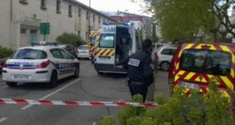 Grenoble lövöldözés Franciaországban