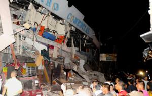 ecuador földrengés