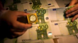 hamis eurok bulgária