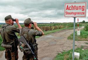 osztrák határellenőrzés-szervuszausztria
