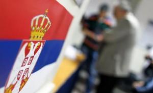 szerbiai választás-