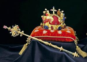 szent vencel korona
