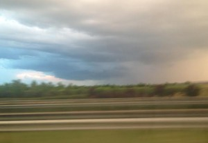 felhő, autó, szép