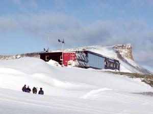 csek kutatóbázis antarktisz