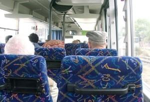 buszbelső