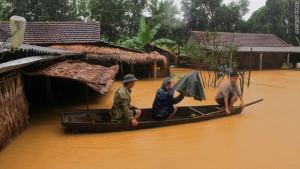 árvíz vietnam