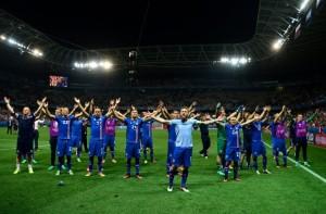 izland foci válogatott